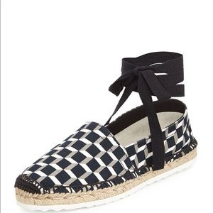 Pierre Hardy Abstract Print Espadrilles